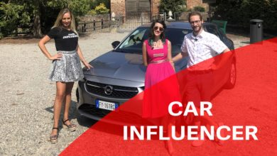 Photo of Car Influencer per un Giorno: Opel Corsa, con Elena Giaveri e In Viaggio col Tubo