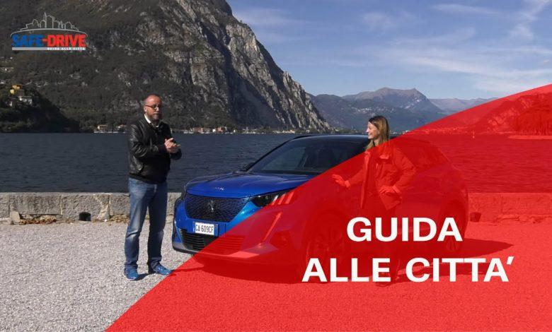 Photo of Safe-Drive Guida alle Città: Lecco, Peugeot e-2008