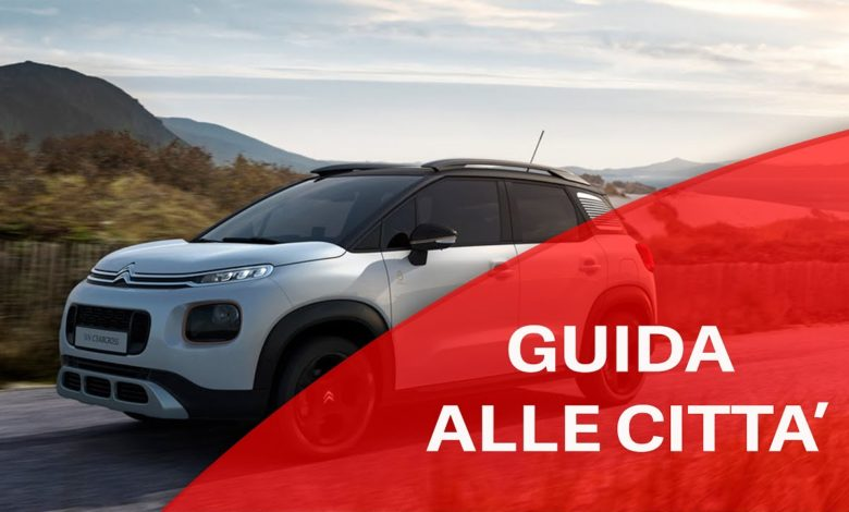 Photo of Safe-Drive Guida alle Città: Oltrepo Pavese, Citroën C3 Aircross