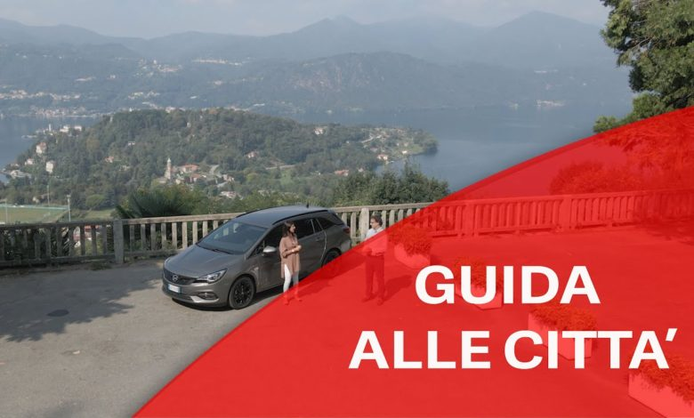 Photo of Safe-Drive Guida alle Città: Lago d'Orta, Opel Astra Sports Tourer
