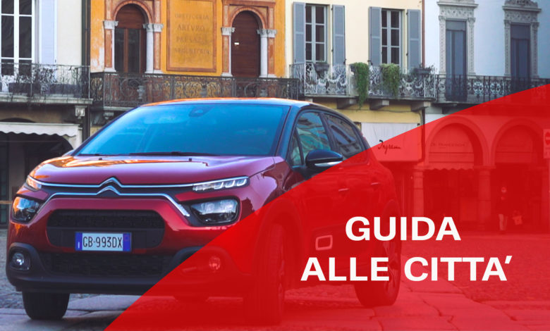 Photo of Speciale Safe-Drive Guida alle Città: Lodi, Citroën C3