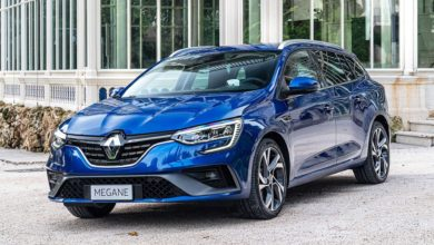 Photo of Renault Megane Sporter Plug-in Hybrid E-Tech