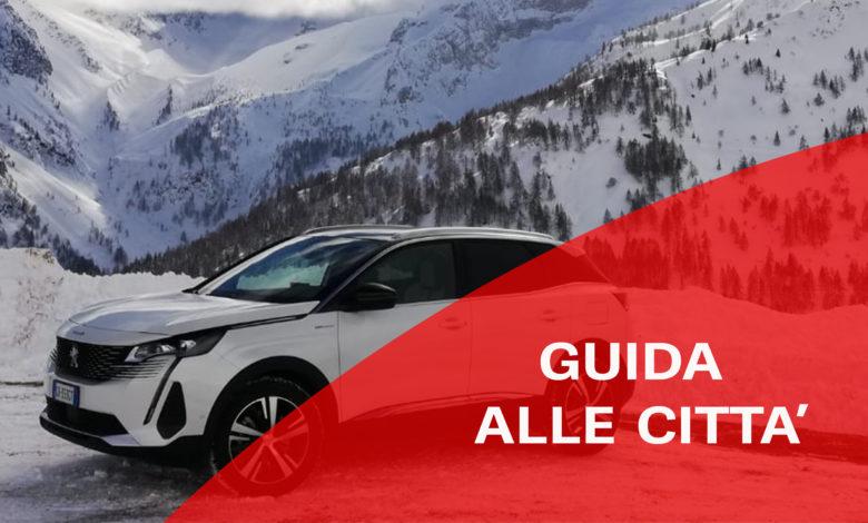 Photo of Speciale Safe-Drive Guida alle Città: Ponte di Legno-Tonale, Peugeot 3008