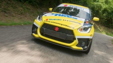 Photo of Suzuki Rally Cup 2021