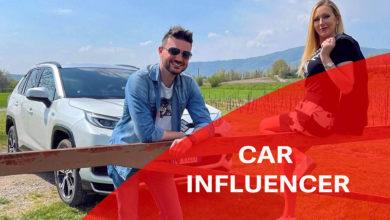 Photo of Car Influencer per un Giorno: Suzuki Across, con Elena Giaveri e Matteo Ferrari