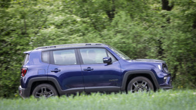 Photo of Speciale Ibride – Jeep Renegade 4xe