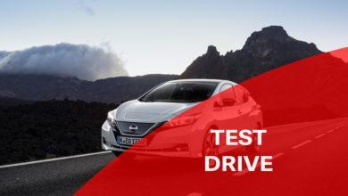 Photo of Prova su strada: Nissan Leaf