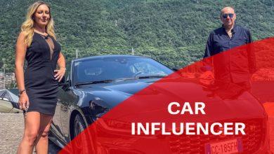 Photo of Car Influencer per un Giorno: Jaguar F-Type R, con Elena Giaveri e Adriano Gioria