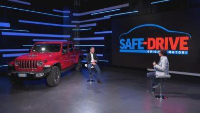 Photo of Safe-Drive Guida ai Motori: da sabato 10 luglio in onda la puntata 621