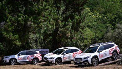 "Photo of L'off-road sicuro si impara a ""Subaru Land"""
