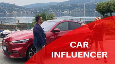 Photo of Car Influencer per un Giorno: Mustang Mach-E, con Elena Giaveri e Mauro Scarpolini